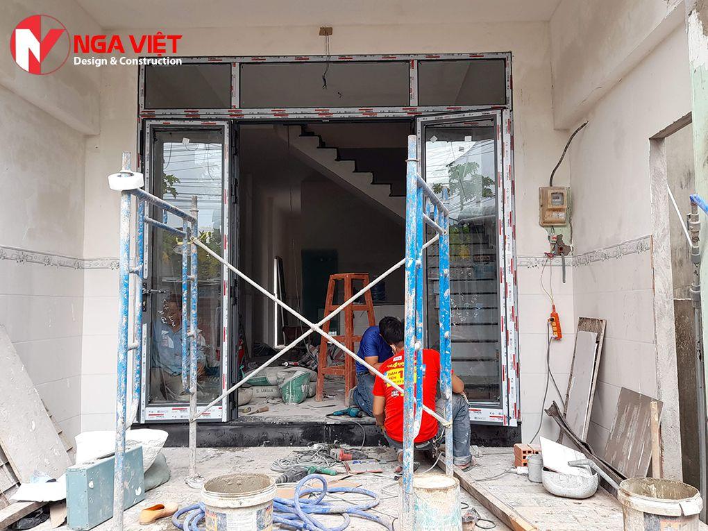 Dịch vụ sửa nhà Nga Việt quận 7